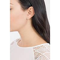 orecchini donna gioielli Melitea Punti Luce MO118