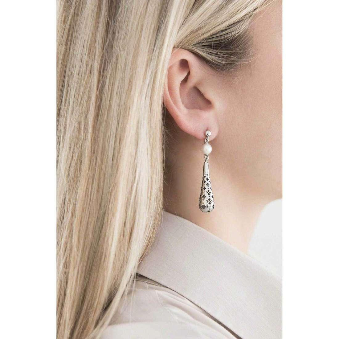 Morellato orecchini Ducale donna SAAZ10 indosso