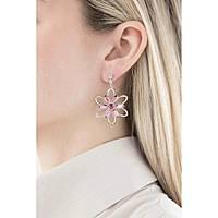 orecchini donna gioielli Morellato Fioremio SABK12