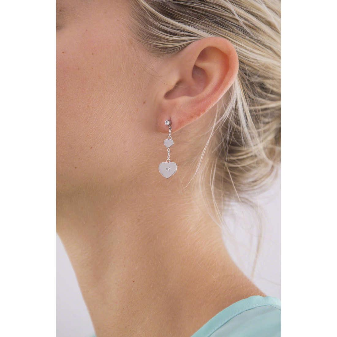Morellato orecchini Insieme donna SAHM07 indosso