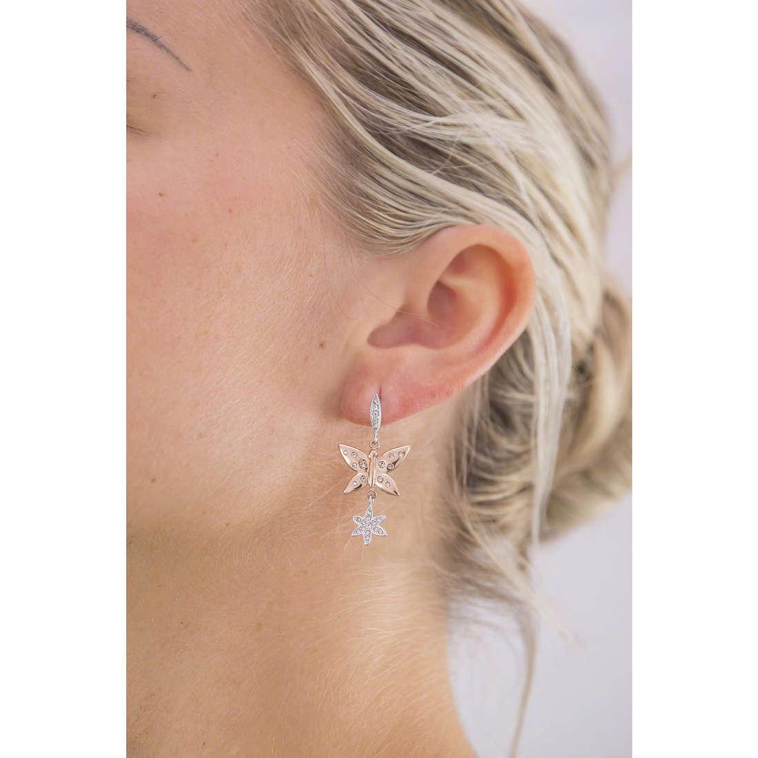 Morellato orecchini Natura donna SAHL04 indosso