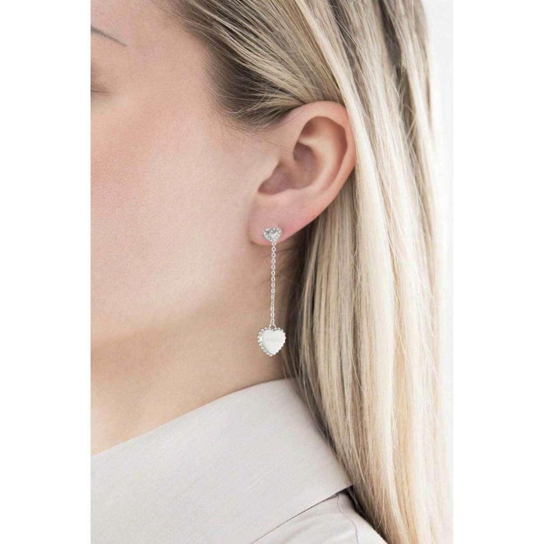 Morellato orecchini Sempreinsieme donna SAGF05 indosso