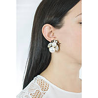 orecchini donna gioielli Ottaviani 500118O
