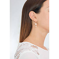 orecchini donna gioielli Rebecca Boulevard Pearl BBPOOO03
