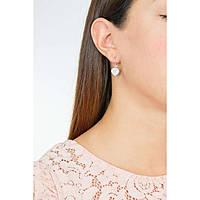 orecchini donna gioielli Rebecca Boulevard Pearl BHOOBB52