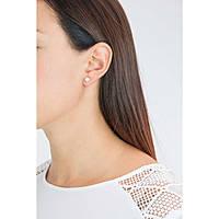 orecchini donna gioielli Rebecca Hollywood Pearl BHOOBB65