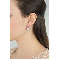 orecchini donna gioielli Rebecca Hollywood Pearl BHOORR11