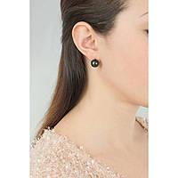 orecchini donna gioielli Rebecca Hollywood Stone BHSOOS07