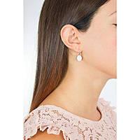 orecchini donna gioielli Rebecca Myworldsilver SWROAB02