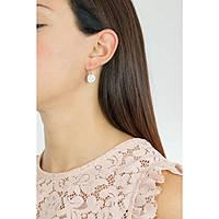 orecchini donna gioielli Rebecca Myworldsilver SWROZA09