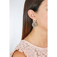 orecchini donna gioielli Rebecca Zero BRZOXM22