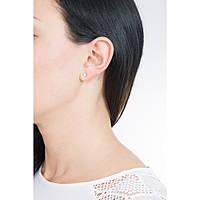 orecchini donna gioielli Swarovski Attract Round 5408436