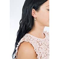 orecchini donna gioielli Swarovski Attract Trilogy 5414682
