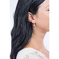 orecchini donna gioielli Swarovski Attract Trilogy 5447058