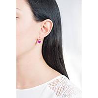 orecchini donna gioielli Swarovski Bella 5389357