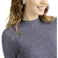 orecchini donna gioielli Swarovski Circle 5349203