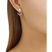 orecchini donna gioielli Swarovski Edify 5197806