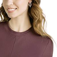 orecchini donna gioielli Swarovski Hero 5354757