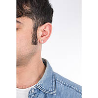 orecchini unisex gioielli Cesare Paciotti JPOR0082B