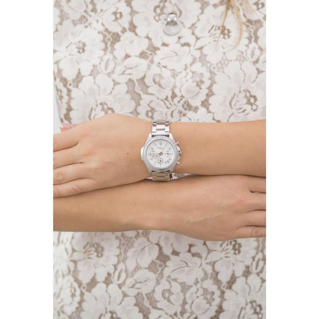 Breil cronografi Twilight donna EW0203 indosso