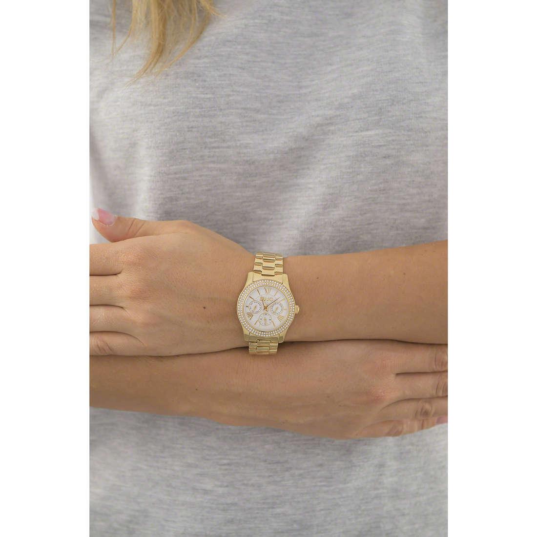 Liujo cronografi donna TLJ1039 indosso