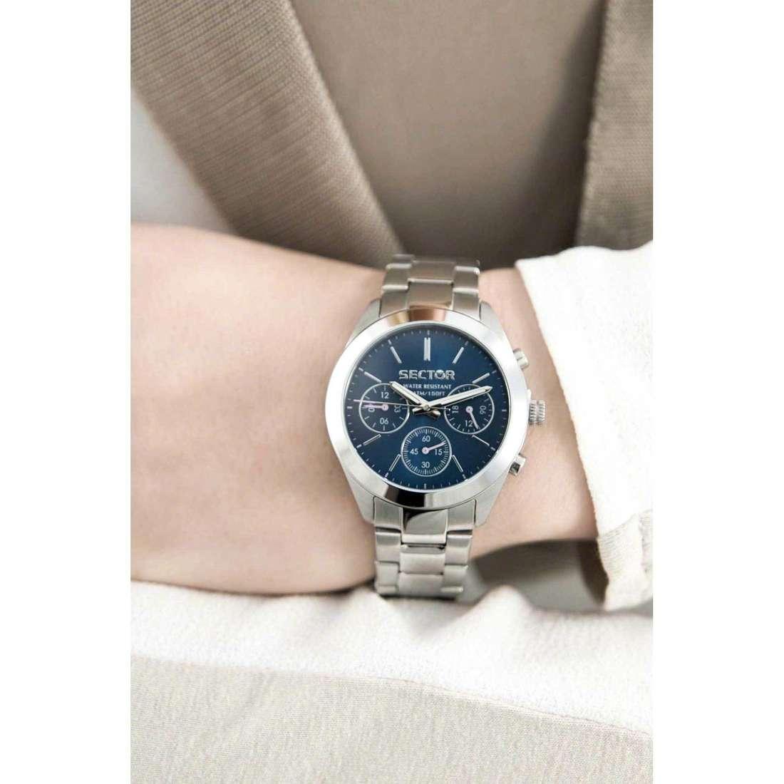 Sector cronografi 120 donna R3253588501 indosso