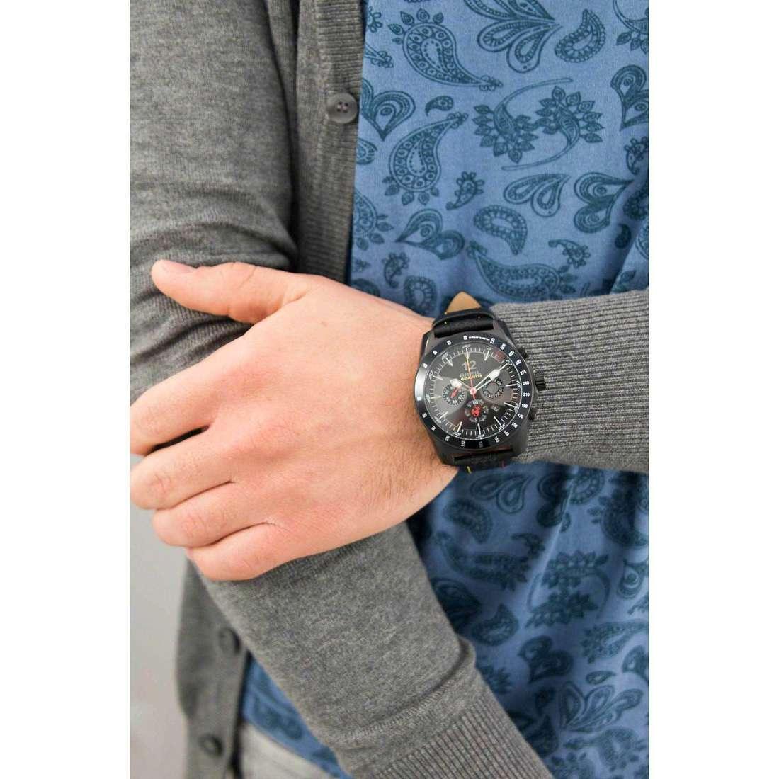 Breil cronografi Abarth uomo TW1248 indosso