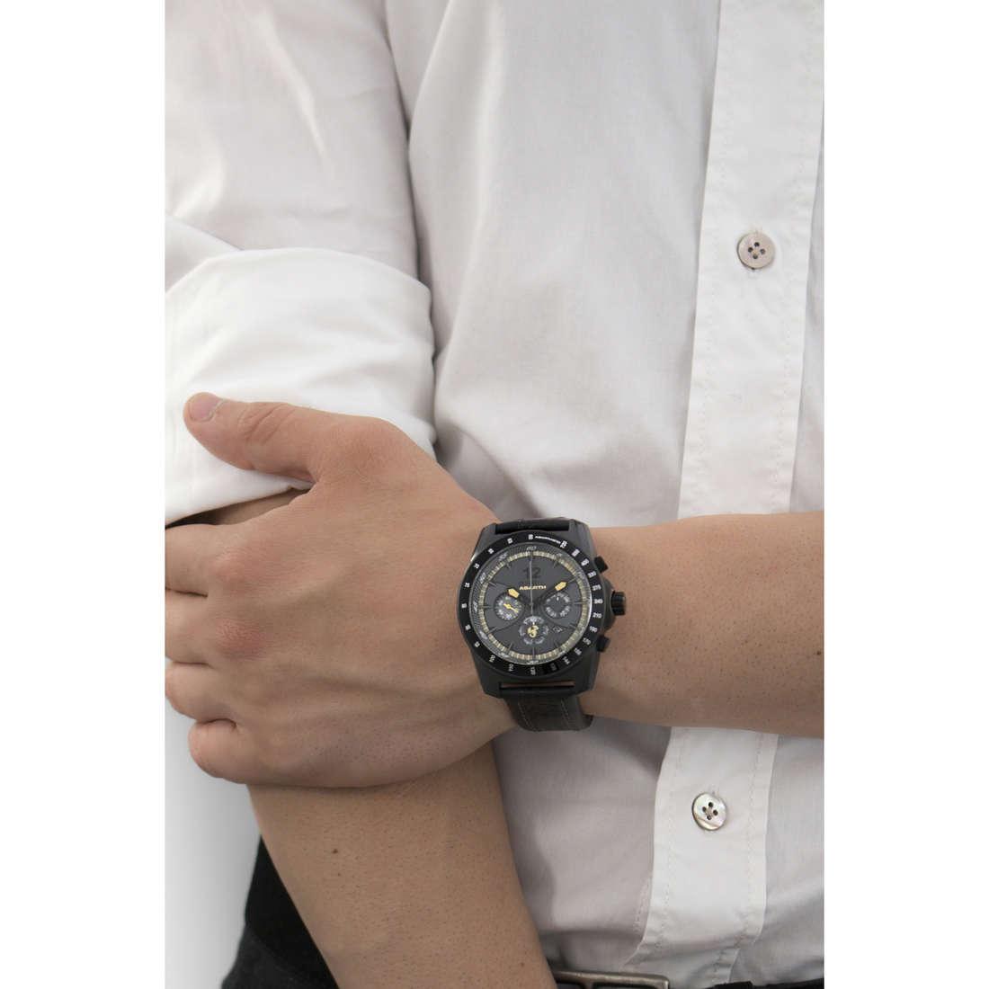 Breil cronografi Abarth uomo TW1250 indosso