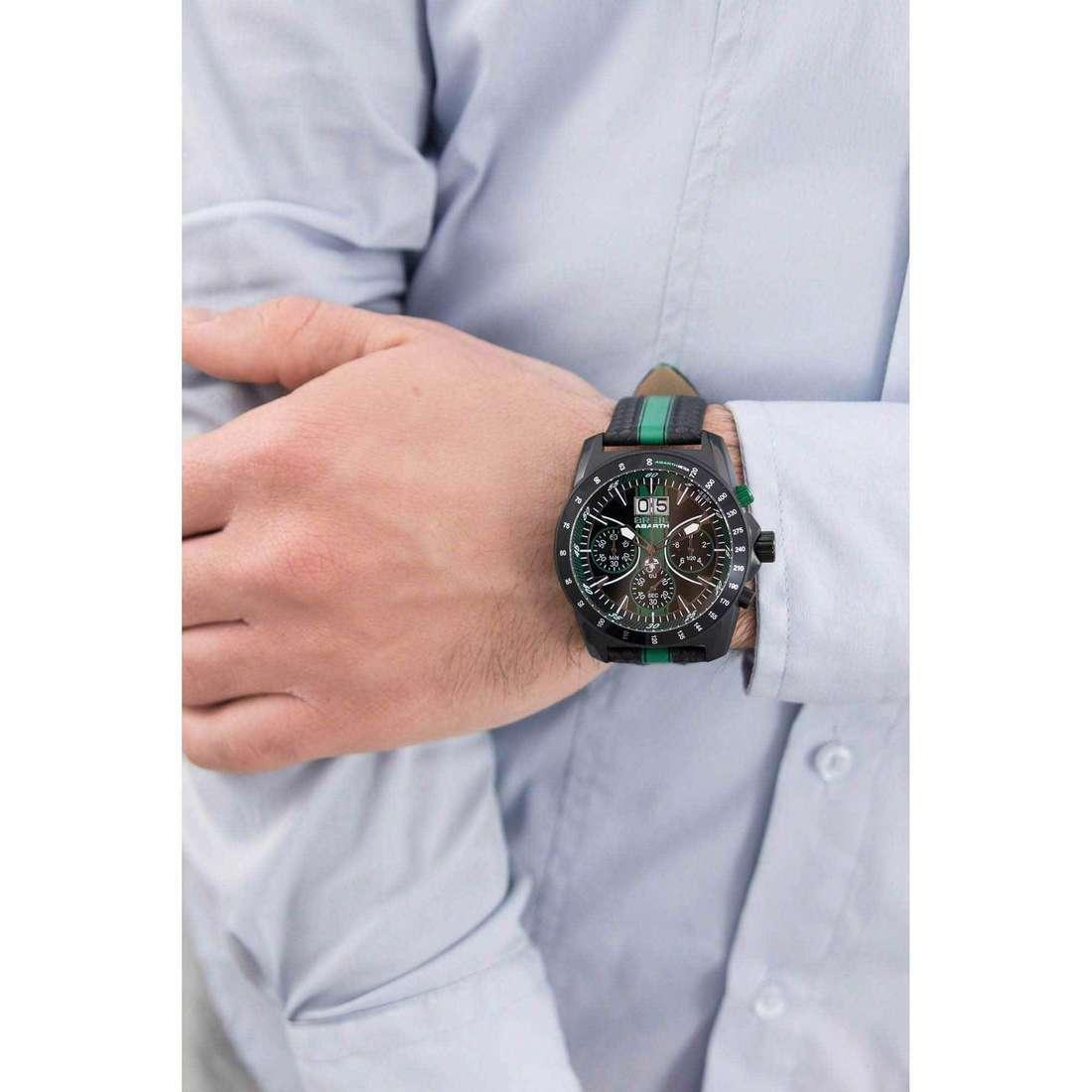 Breil cronografi Abarth uomo TW1361 indosso