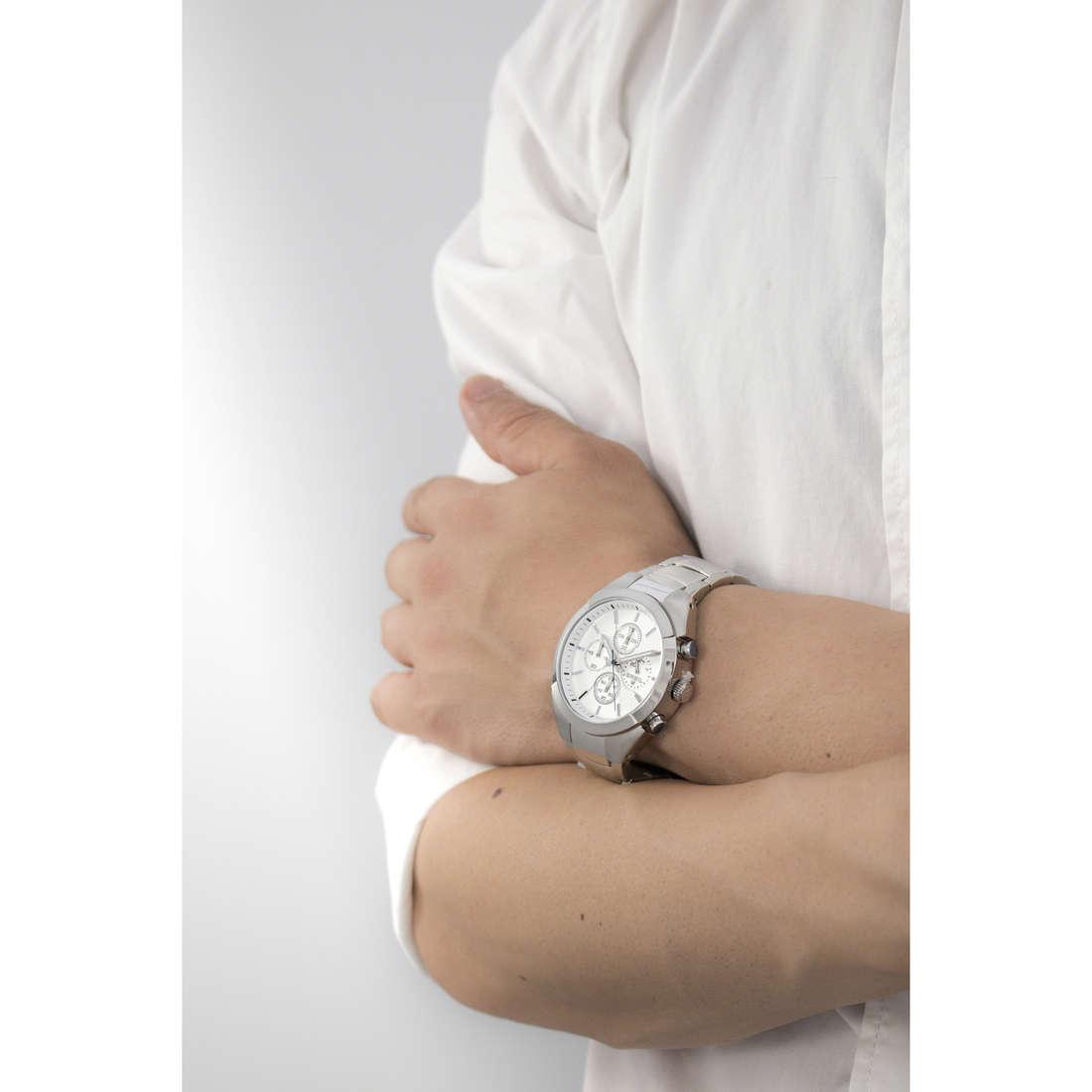 Breil cronografi Gap uomo TW1472 indosso