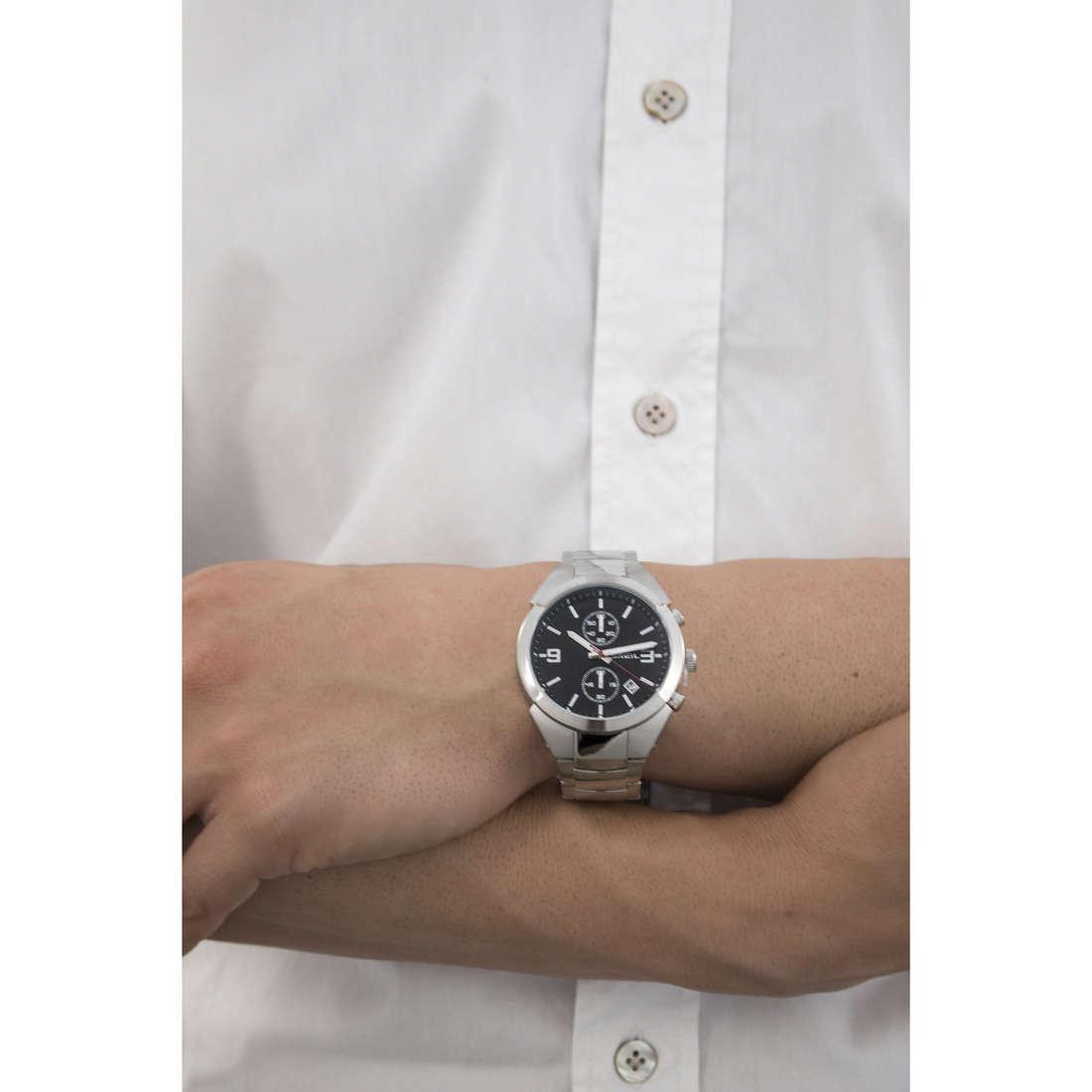 Breil cronografi Gap uomo TW1474 indosso