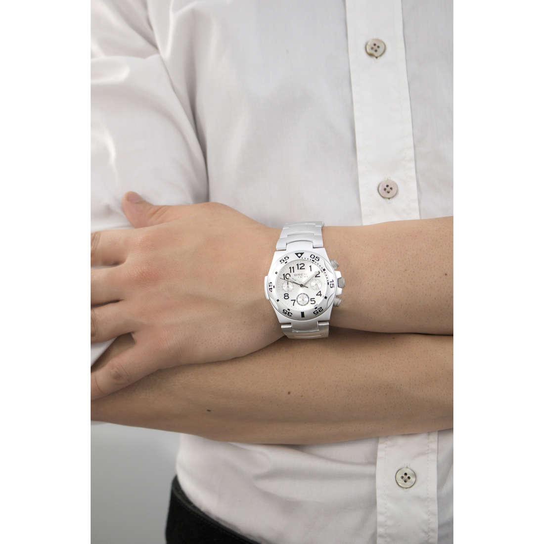 Breil cronografi Ice uomo EW0210 indosso