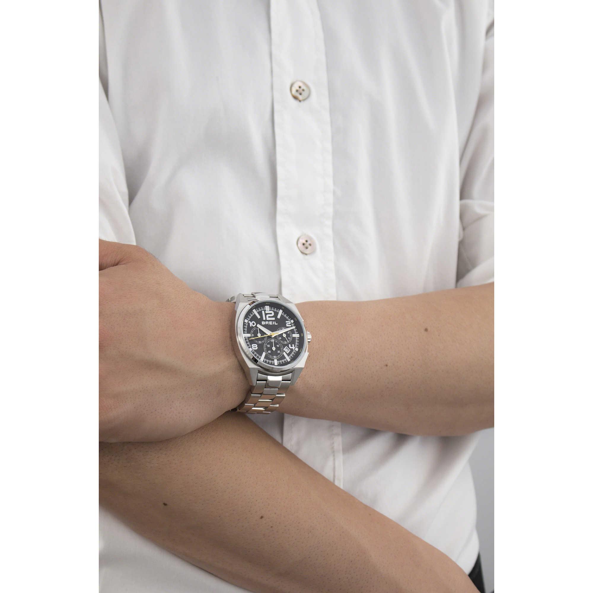 28b1dbc6d1a orologio cronografo uomo Breil Master TW1406 cronografi Breil