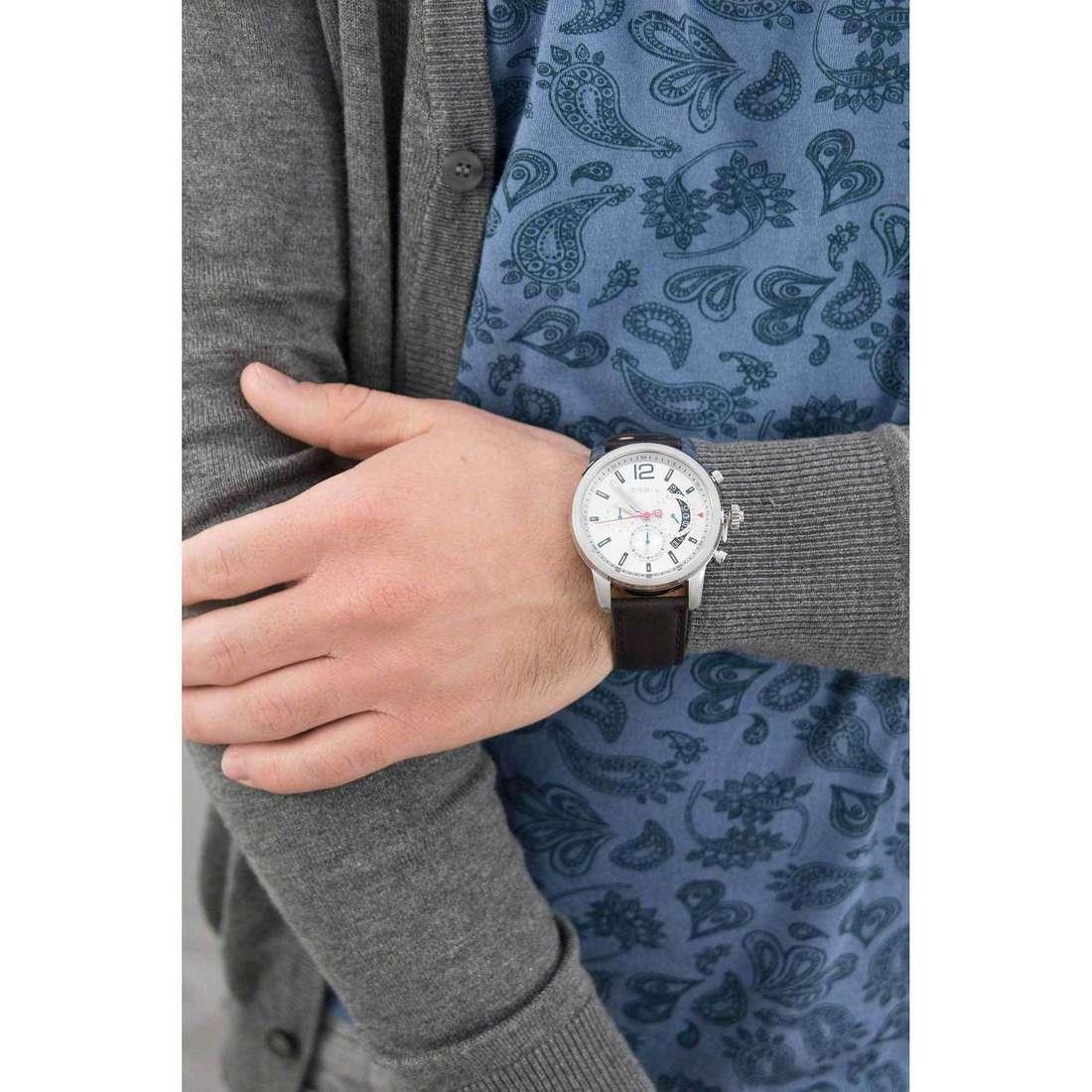 Breil cronografi Miglia uomo TW1372 indosso