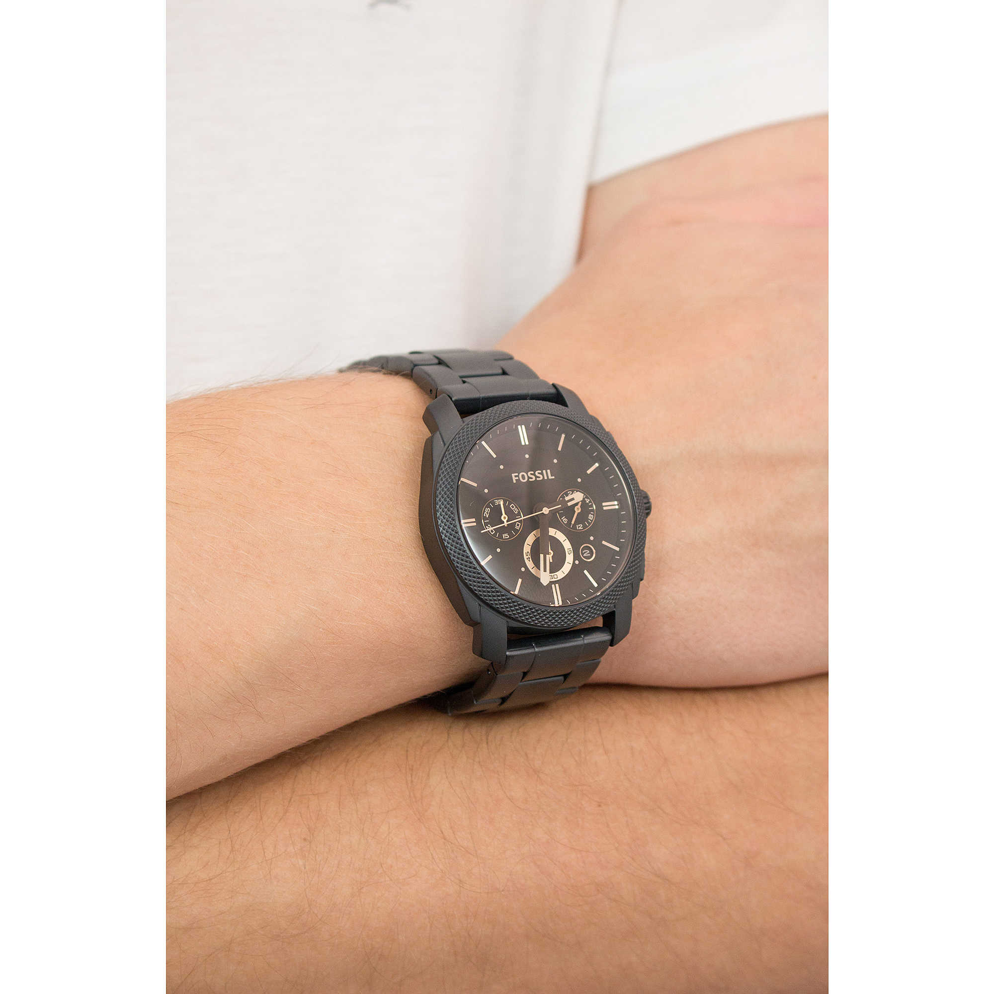 2a25316b751bec orologio cronografo uomo Fossil Machine FS4682 cronografi Fossil