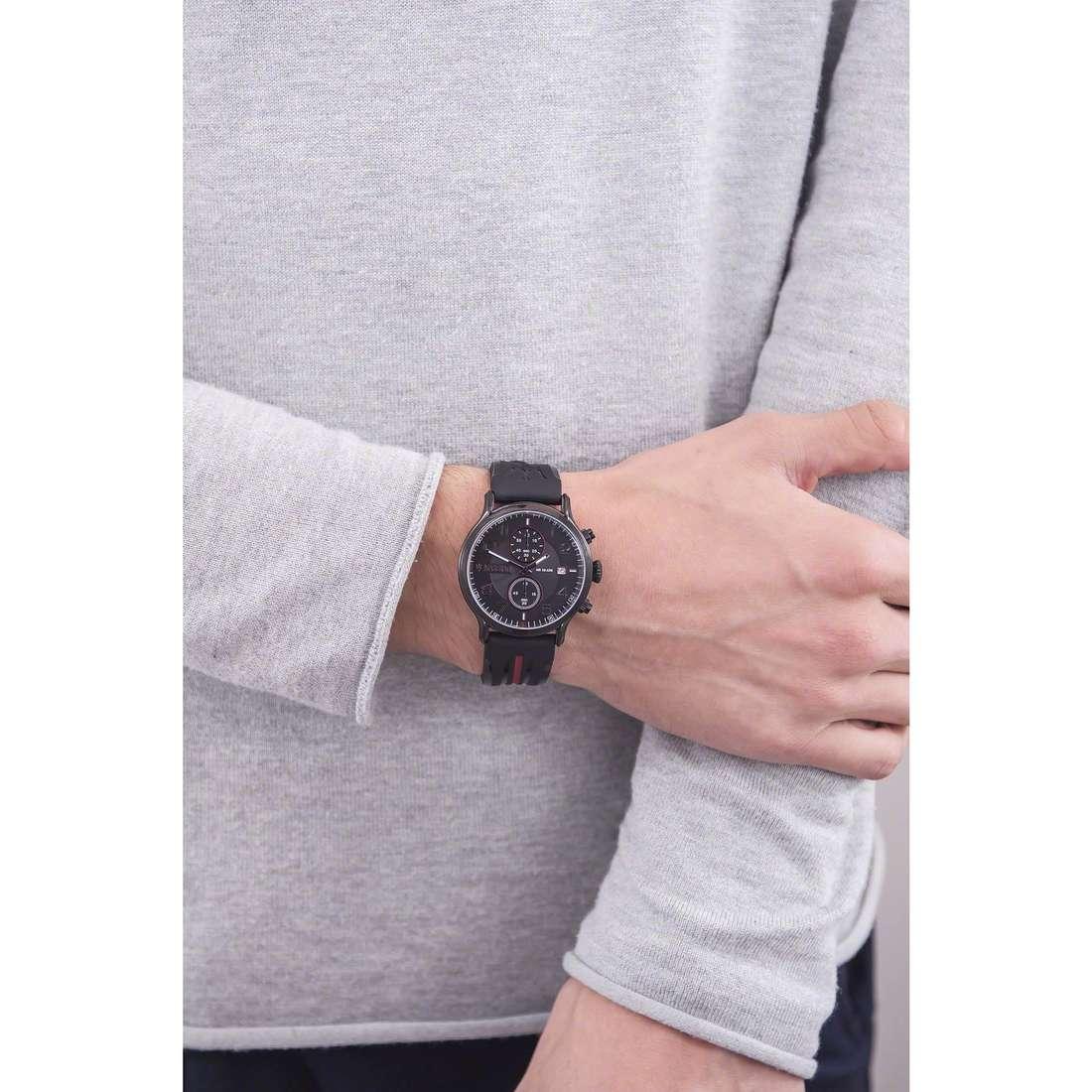 Maserati cronografi Epoca uomo R8871618005 indosso