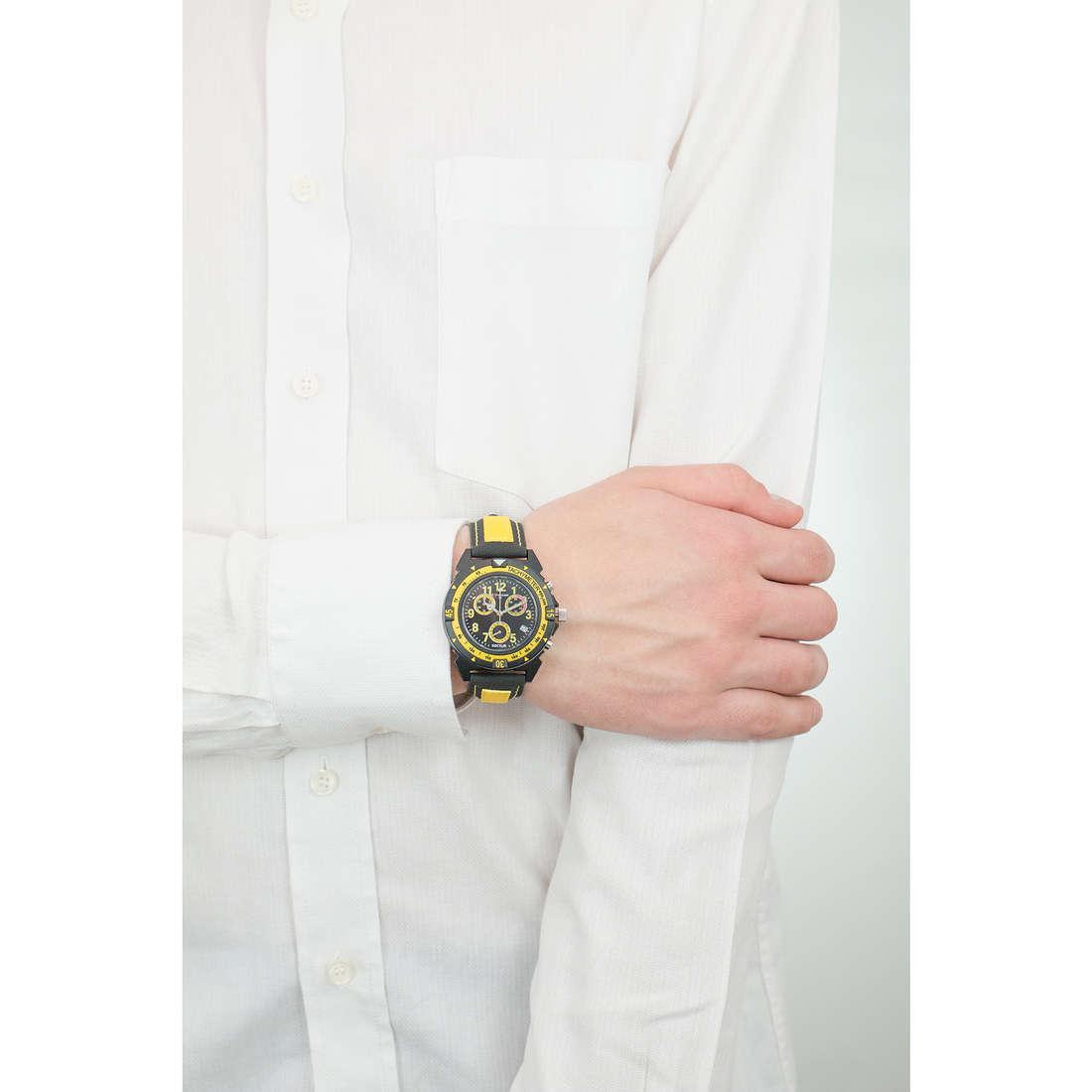 Sector cronografi Expander 90 uomo R3271697027 indosso