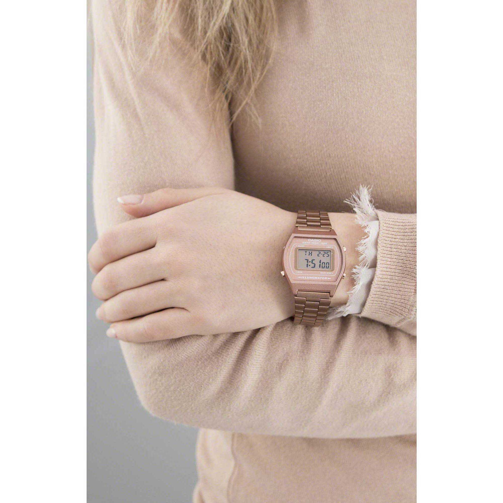 1c70a2d74aa3 Orologio Digitale Donna Casio Casio Vintage B640WC-5AEF digitali Casio