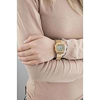 Orologio Digitale Unisex Casio Casio Collection A168WG-9EF