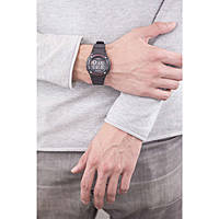 orologio digitale uomo Casio CASIO COLLECTION W-216H-1AVEF