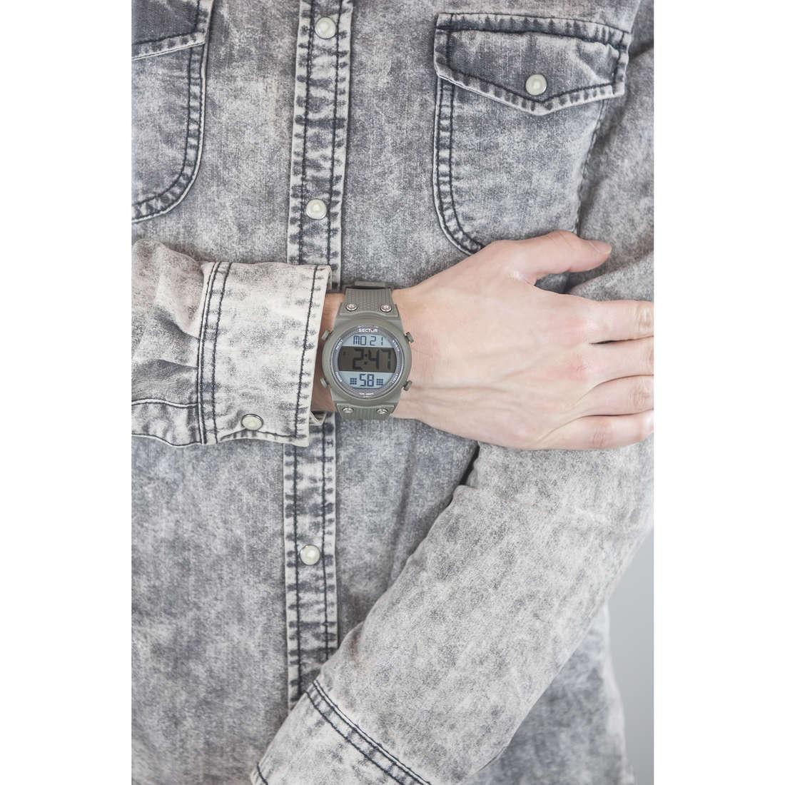 Sector digitali Rapper uomo R3251582003 indosso