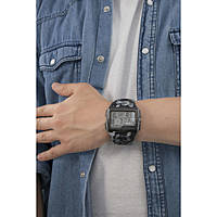 orologio digitale uomo Timex Grid Shock TW4B03000