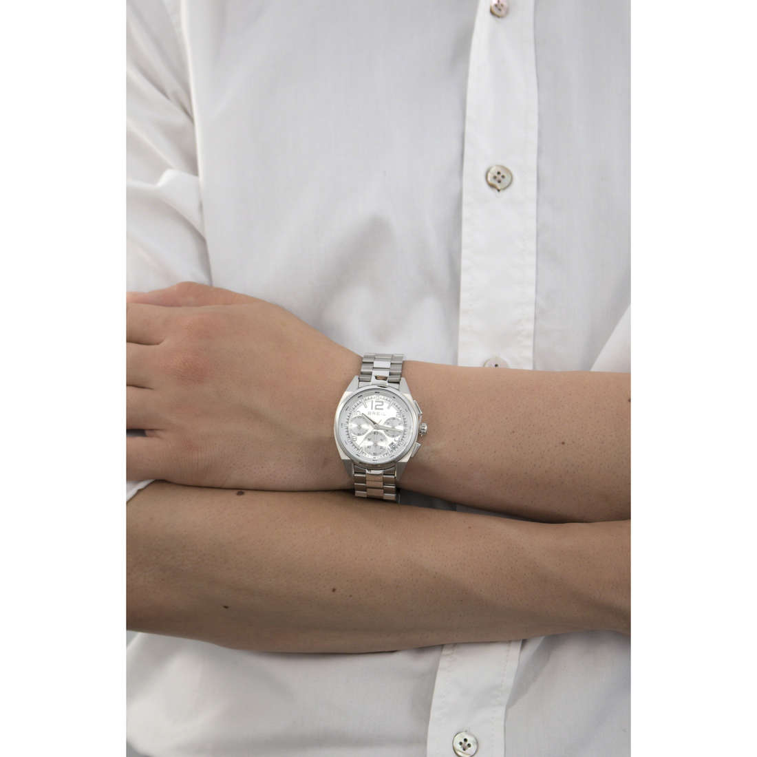 Breil cronografi Master uomo TW1410 indosso