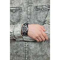 orologio multifunzione uomo Harley Davidson 76B173