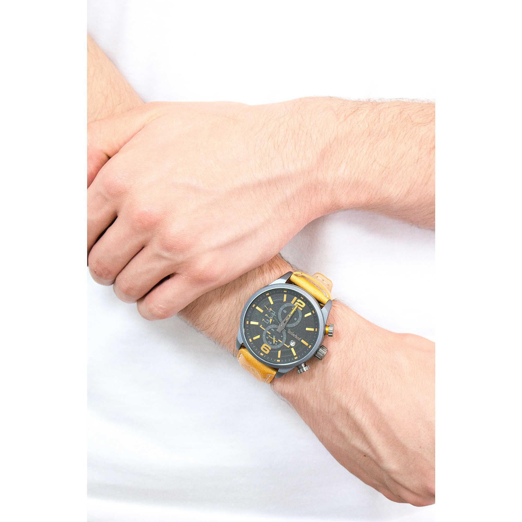orologio multifunzione uomo Timberland Henniker TBL