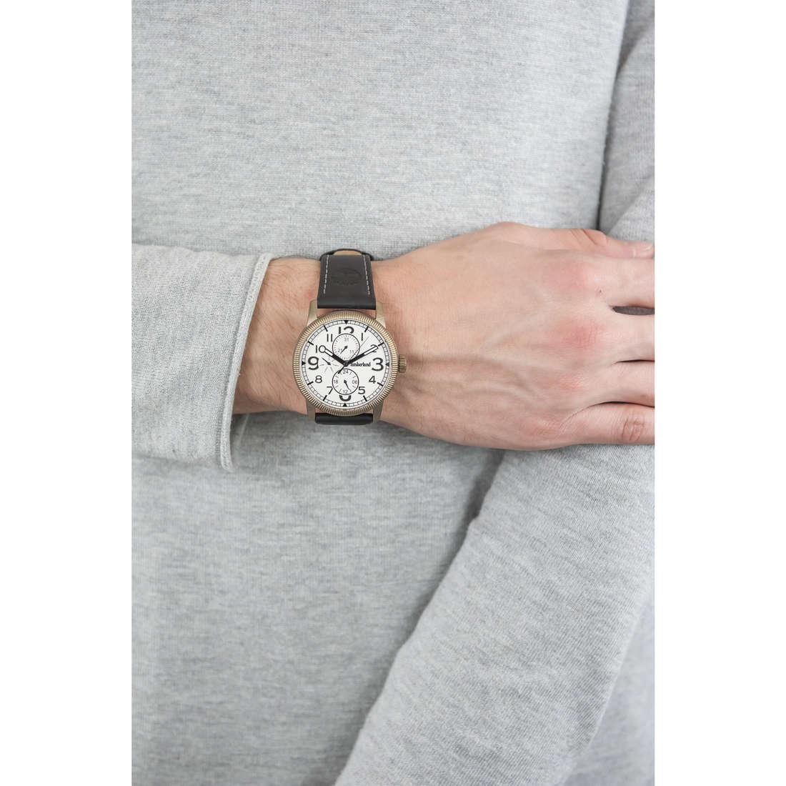 Timberland multifunzione uomo TBL.14812JSK/01 indosso