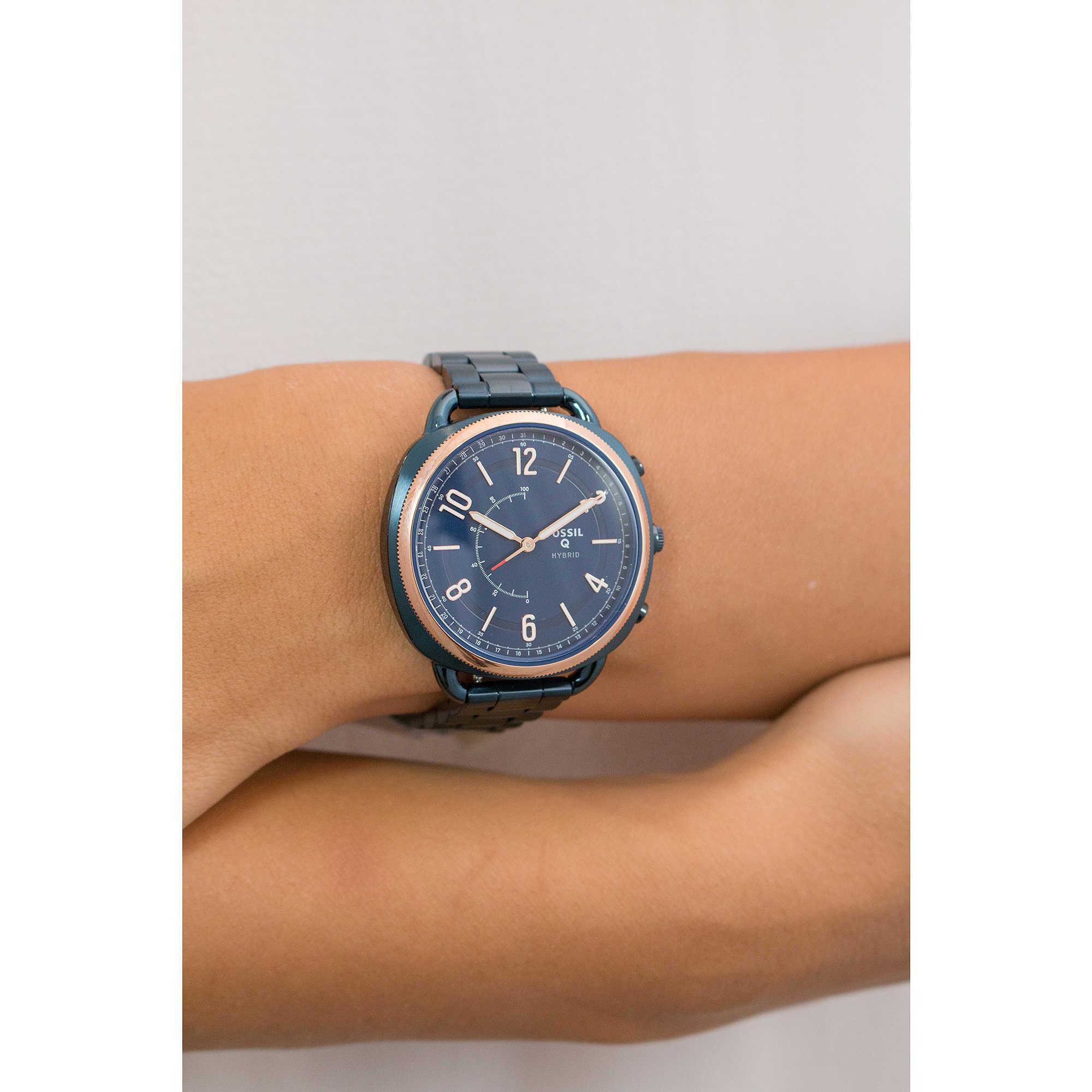 rivenditore all'ingrosso 1a7ad d6f0e orologio Smartwatch donna Fossil Q Accomplice FTW1203 ...