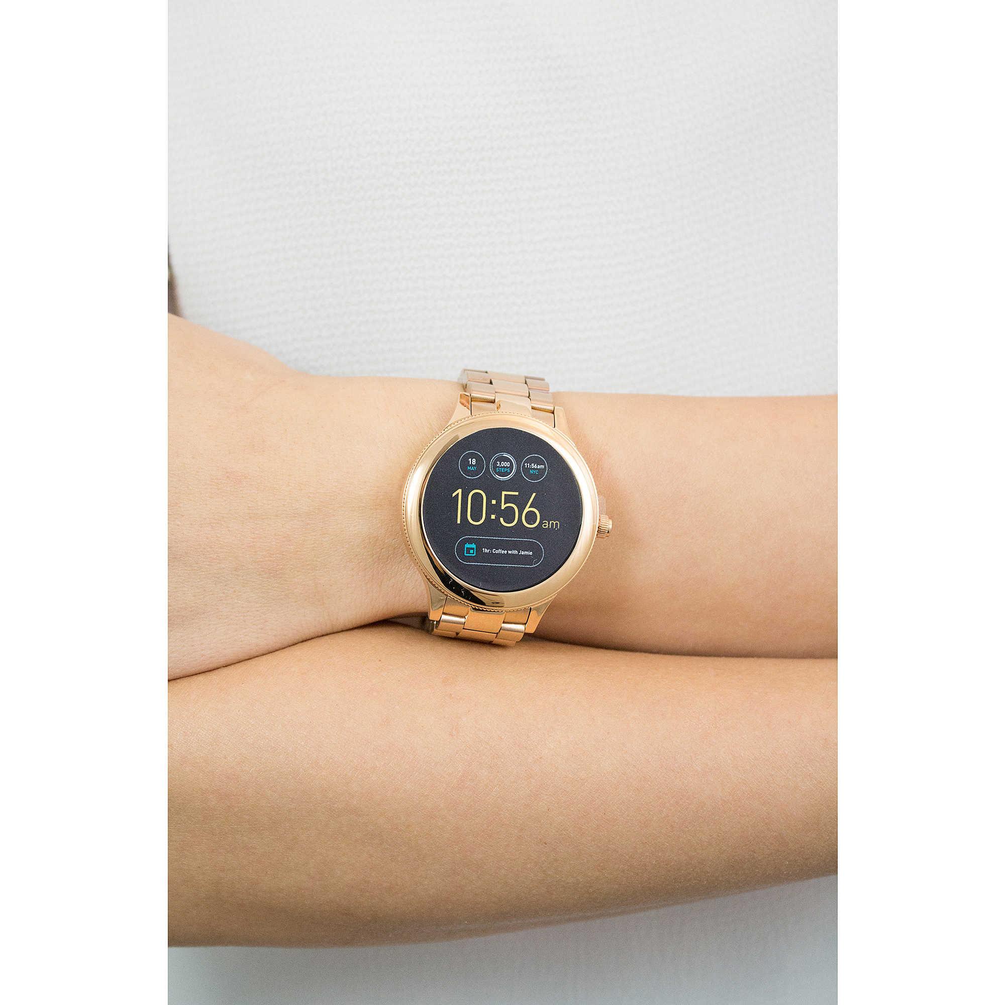 scarpe di separazione fb2bf 082a6 orologio Smartwatch donna Fossil Q Venture FTW6000 ...