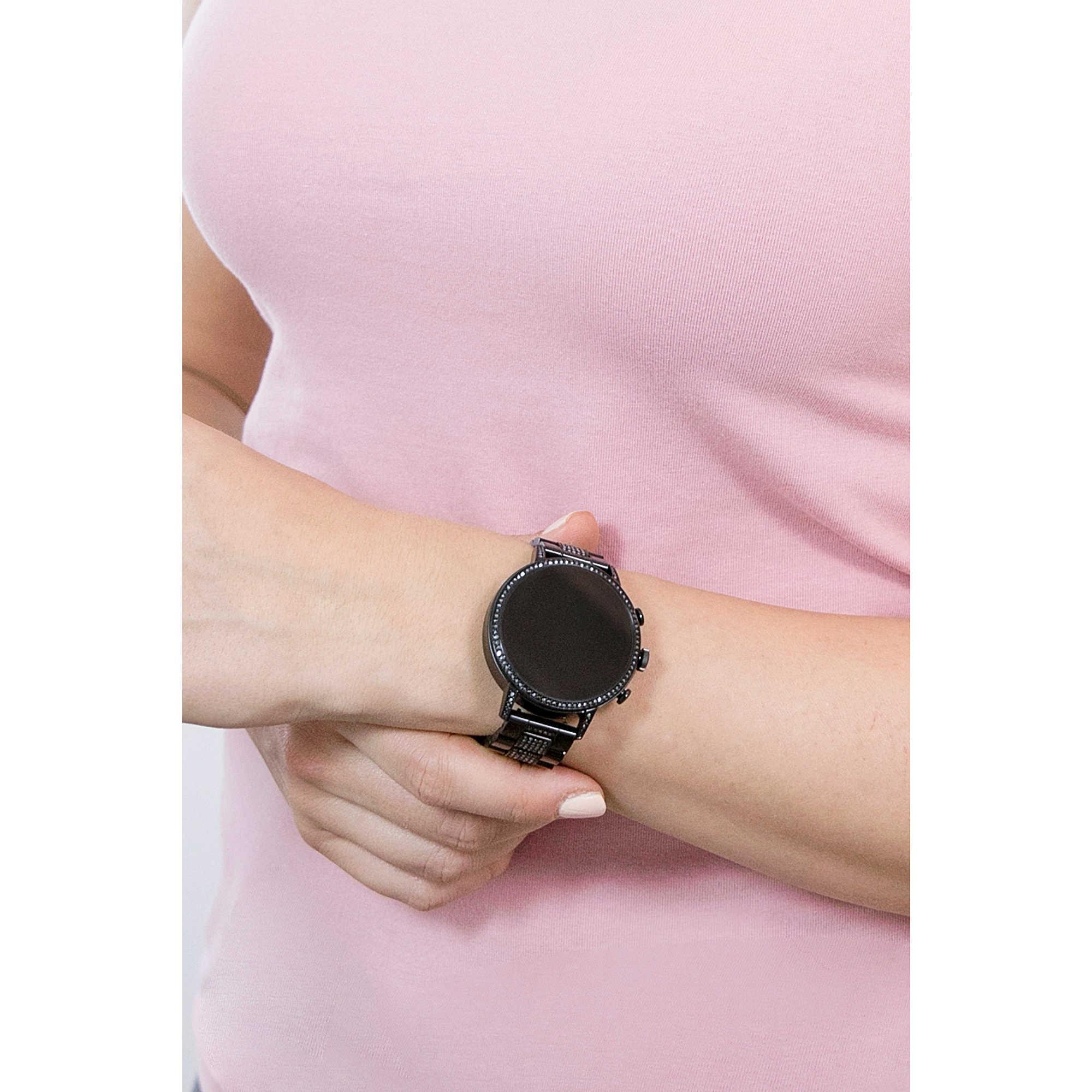 negozio online 01577 07954 orologio Smartwatch donna Fossil Q Venture FTW6023 ...