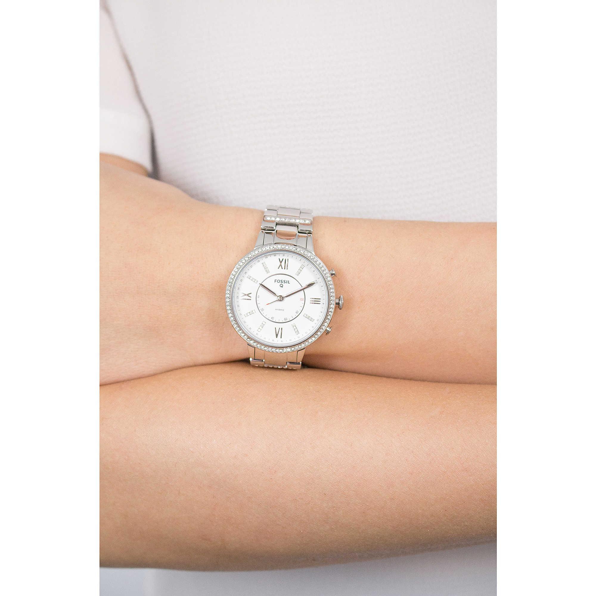 nuovo prodotto cf95f 3348b orologio Smartwatch donna Fossil Q Virginia FTW5009 ...